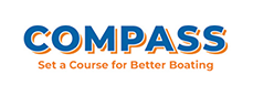 americas boating compass logo