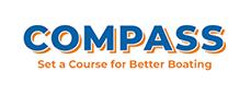 americas boating compass logo
