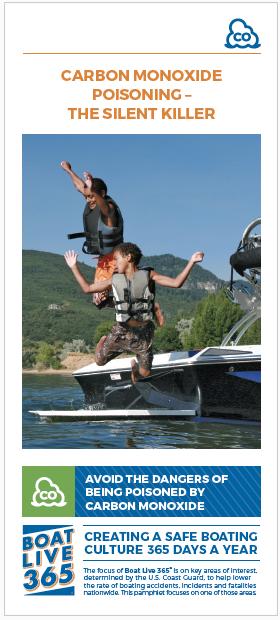 Boat Live 365 - Carbon Monoxide (CO) Poisoning